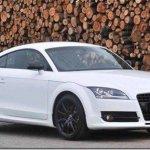 Audi TT White terá 15 unidades vendidas no Brasil por R$ 216.270