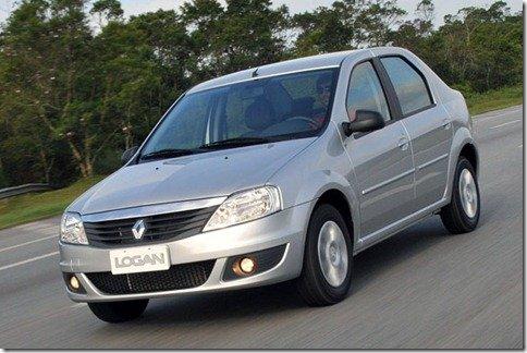 Renault Logan pode receber câmbio automático