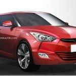 Projeção – Hyundai Veloster