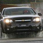 Chevrolet Omega retorna ao Brasil em novembro com o sobrenome Fittipaldi