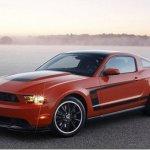 Ford irá relançar versão Boss 302 para o Mustang em 2012