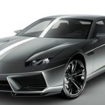 Lamborghini cogita o lançamento de um esportivo de 4 portas