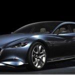 Mazda Shinari Concept é mais uma atração do Salão de Paris