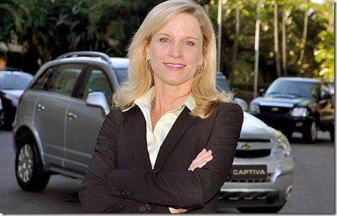 Norte-americana, Denise Johnson assume a GM do Brasil