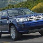 Land Rover apresenta o Freelander 2 2011