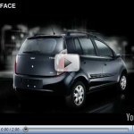Video de apresentação do Chery Face