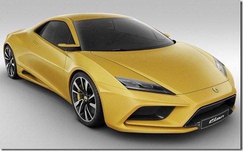 Lotus ressucita 2 esportivos com os conceitos Elan e Esprit