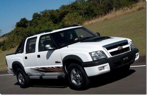 Chevrolet lança S10 Rodeio por R$ 66.025