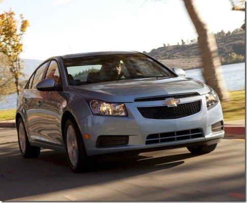 Chevrolet Cruze será vendido no Brasil com motor 1.8 16v