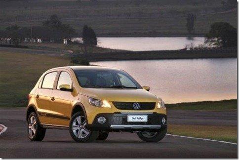 Volkswagen lança Gol G5 Rallye por R$ 40.370
