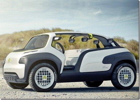 Citroën cria conceito em parceria com a Lacoste