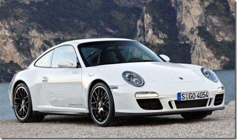 Porsche 911 GTS é apresentado