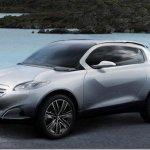 Peugeot HR1 é o conceito de mini-crossover que está em Paris