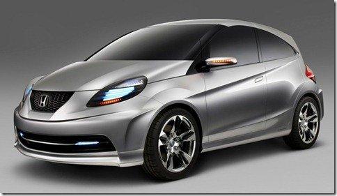 Novo compacto da Honda deverá se chamar Brio