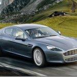 Aston Martin Rapide é lançado por R$ 965.000