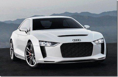 Audi apresenta o conceito Quattro no Salão de Paris