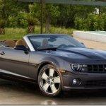 Chevrolet Camaro Conversível terá edição especial
