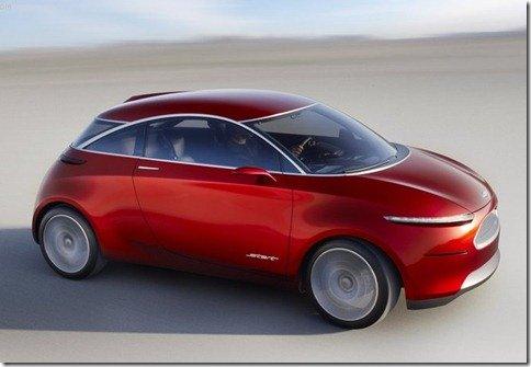 Ford Start Concept é confirmado para o Salão do Automóvel