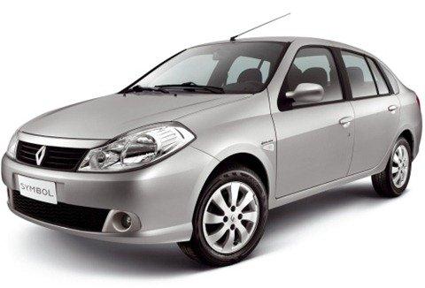 Renault Symbol ganha série limitada Connection