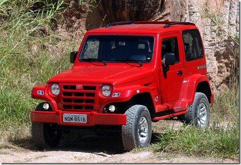 Troller T4 Expedition será mostrado no Salão do Automóvel