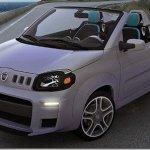 Fiat apresenta oficialmente Uno Cabrio e Sporting, atrações da marca para o Salão de SP