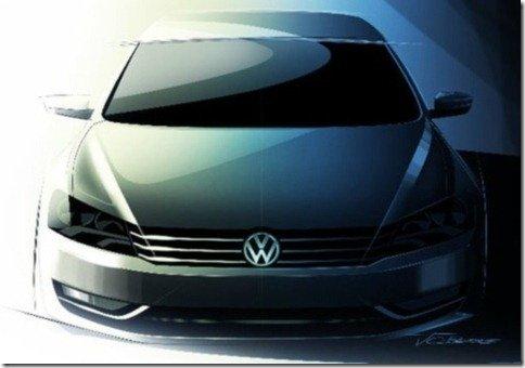 Volkswagen NMS tem teasers revelados