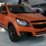 Chevrolet Agile Crossport será atração da Chevrolet no Salão do Automóvel
