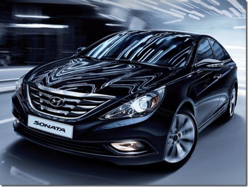 Hyundai Sonata começa a ser vendido por R$ 95 mil