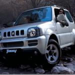 Suzuki fabricará Jimny no Brasil em 2012