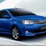 Toyota Etios deverá estar no Salão do Automovel