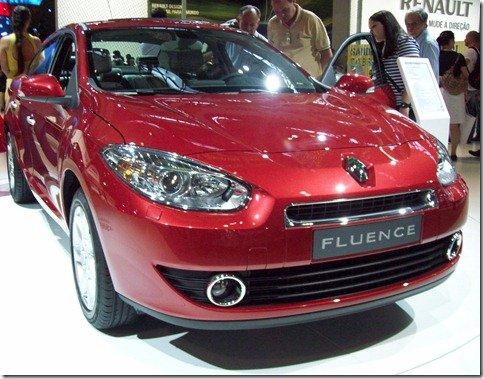 Galeria: Renault volta suas atenções para o Renault Fluence