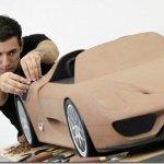 Porsche divulga o primeiro teaser do 918 Spyder