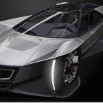 Cadillac Aera, mais um conceito movido a ar