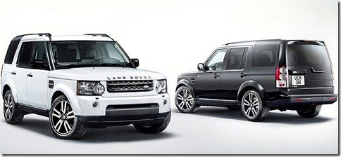 Land Rover lança versão especial denominada Landmark para o Discovery 4 na Inglaterra
