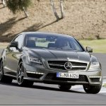 Mercedes-Benz apresenta CLS63 AMG no Salão de LA