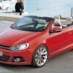 VW Golf terá voltará a ter versão cabrio em 2011