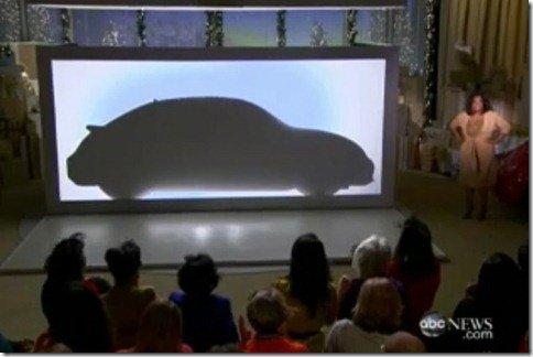Oprah mostra teaser do novo Beetle em seu programa e auditório receberá 275 unidades