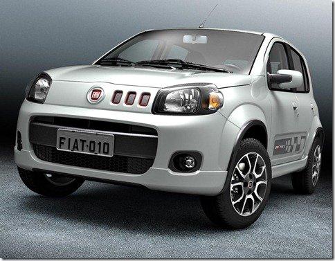 Fiat anuncia dados do Uno Sporting: preços partem de R$ 33.970
