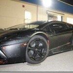 Lamborghini Aventador tem imagem divulgada no Facebook