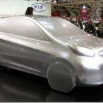 Kia Picanto 2012 tem formato adiantado por maquete
