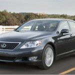 Toyota prepara o retorno da Lexus ao país
