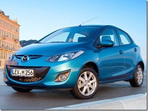Mazda quer voltar a vender no Brasil