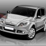 Afinal, como irá ficar o novo Renault Sandero?