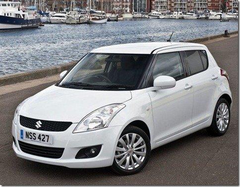 Suzuki Swift pode ser lançado no Brasil em 2011