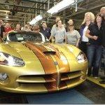 Viper voltará a ser produzido em 2013, dizem jornais norte-americanos