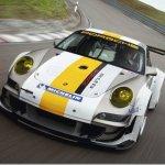 Porsche apresenta o 911 GT3 RSR 2011