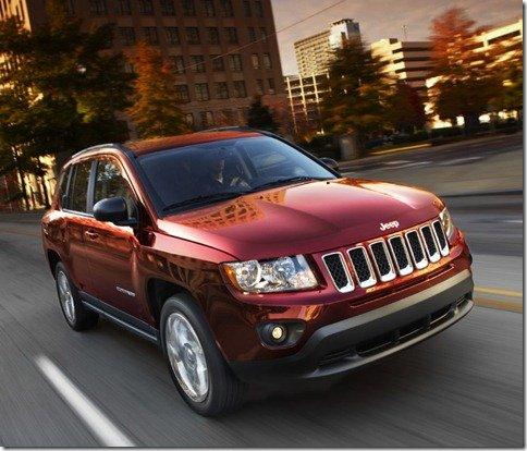 Jeep Compass 2011 recebe mudanças muito bem vindas