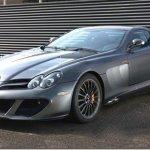 Mercedes SLR McLaren retorna em série especial