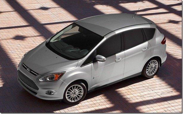Ford C-Max ganha versões ecológicas em Detroit