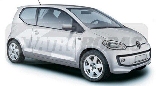 Novo Lupo: O novo popular da Volkswagen no Brasil